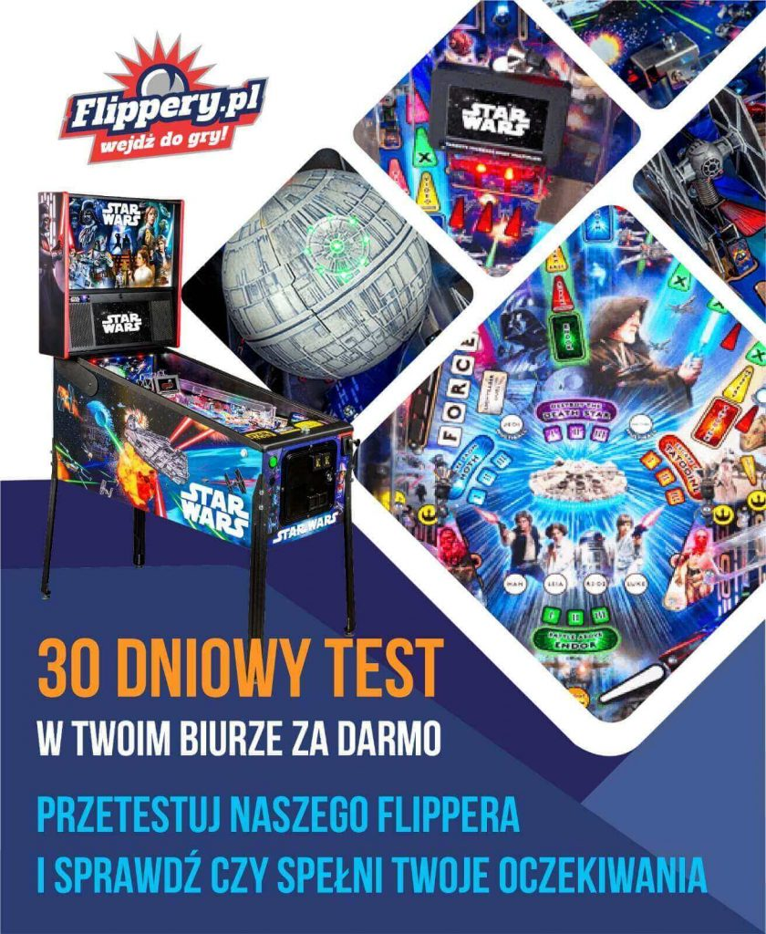 30-dniowy darmowy test flippera